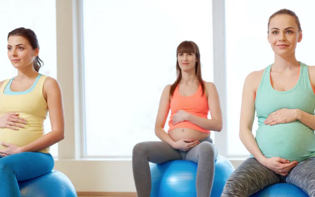 La importancia de un embarazo físicamente activo
