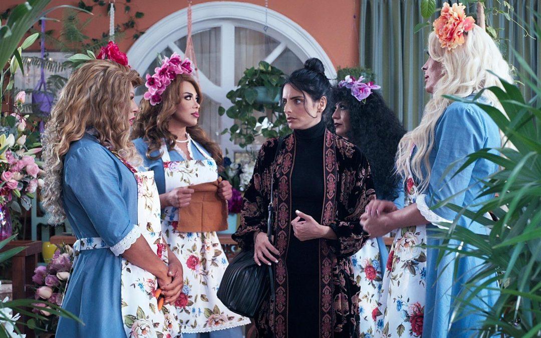 """Netflix estrenará película de """"La casa de las flores"""" el 23 de junio"""