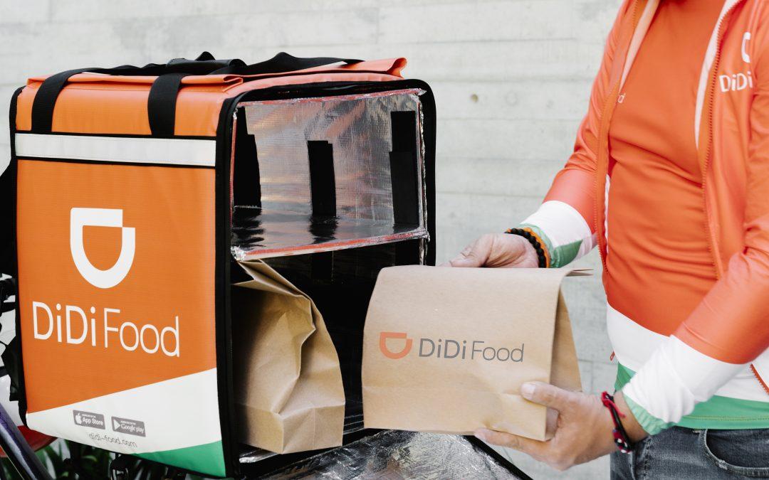 DiDi Food se convertirá en opción para todos los días
