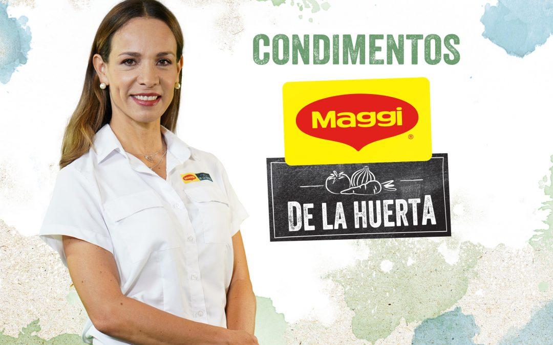 Nueva línea de productos Maggi® de la Huerta