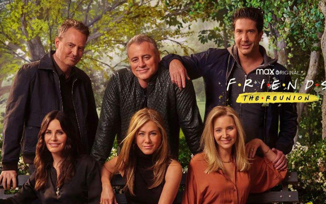 "El tráiler oficial de ""Friends: The Reunion"""