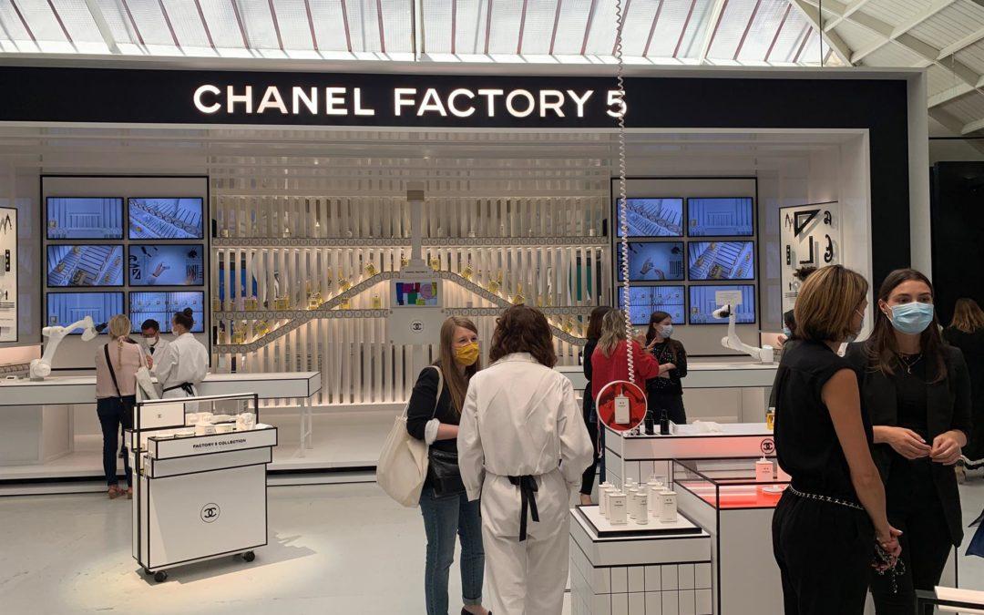 Chanel celebra 100 años del Nº5 con una línea inspirada en objetos cotidianos