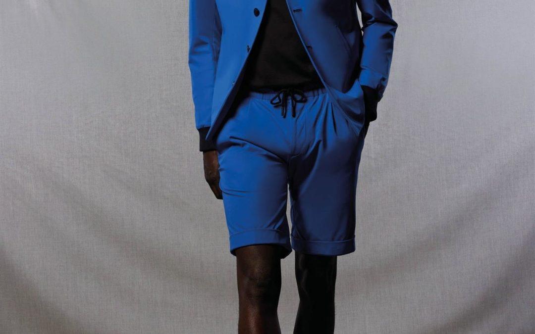 Armani lanza una colección para la próxima primavera/verano para hombres