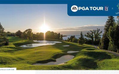 """El golf femenino tendrá una mayor representación en el videojuego """"PGA Tour"""""""