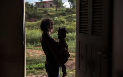 Embarazo temprano frustra el futuro de las niñas y adolescentes en América Latina