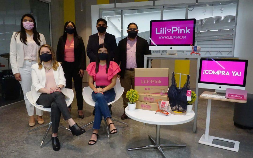 LILI PINK estrena en Guatemala la tienda que nunca cierra