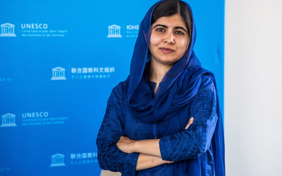 La Nobel Malala pide una coalición global para proteger a las mujeres afganas