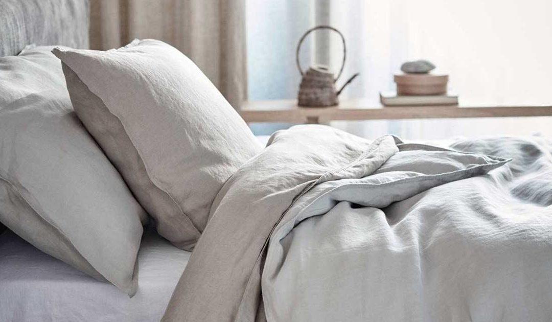 ¿Con qué frecuencia debes lavar las sábanas?