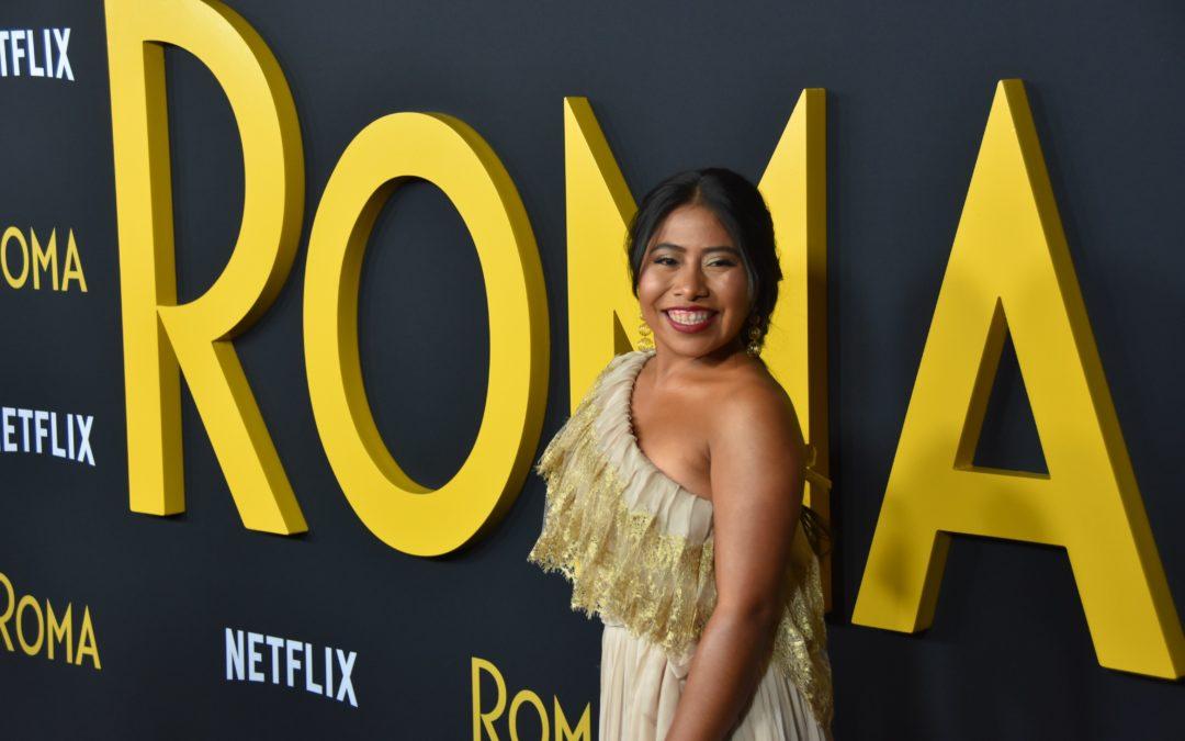 """Yalitza Aparicio es portada de Elle y narra sus pasos después de """"Roma"""""""