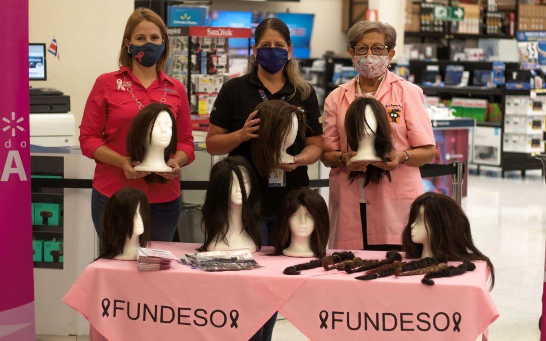 Campaña promoverá la donación de cabello a beneficio de pacientes con cáncer de mama